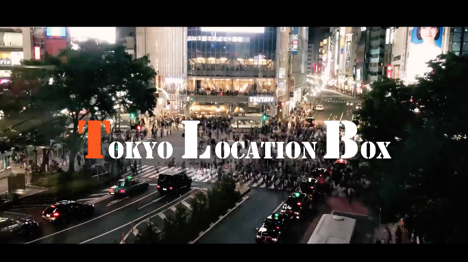 "New project started! ""Tokyo Location Box Channel"""