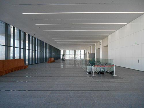 3階オフィスロビー